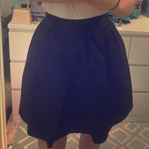 Dark blue H&M skirt